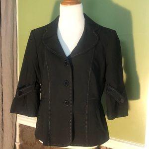 Ladies 12p Anne Klein stylish jacket